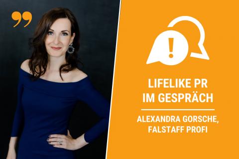 Interview mit Alexandra Gorsche, Geschäftsführerin der Falstaff Profi GmbH